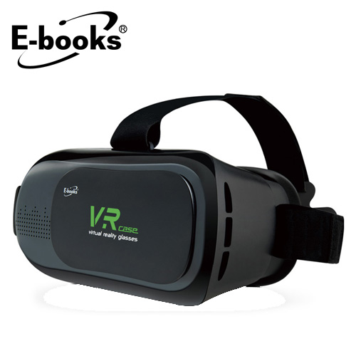 E-BOOKS V1 虛擬實境VR頭戴3D眼鏡