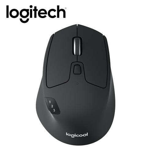Logitech 羅技M720 Triathlon 多工無線滑鼠