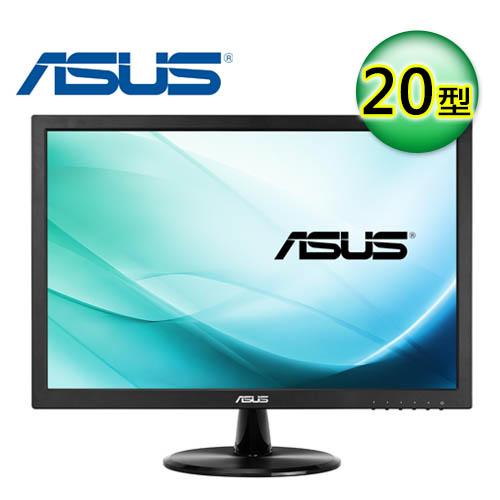 ASUS 華碩 VC209T 20型 IPS 不閃屏+喇叭螢幕