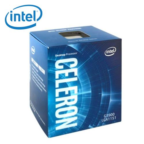 Intel Celeron G3900 2.8G雙核中央處理器