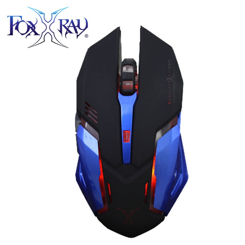 FOXXRAY 狂氣獵狐電競滑鼠 FXR-BM-26-2