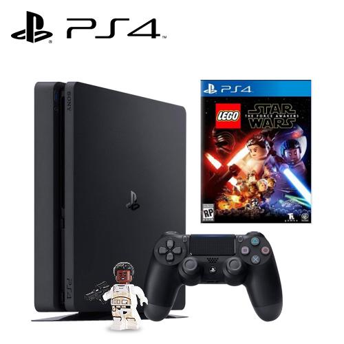 PS4 500G薄型 樂高星際大戰:原力覺醒 同捆組