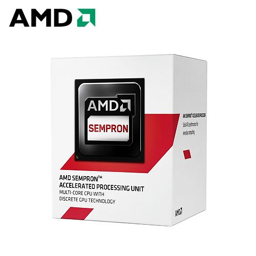 AMD Sempron 3850 AM1 四核心處理器