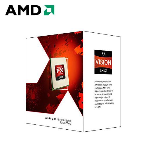 AMD FX-6350 六核心處理器