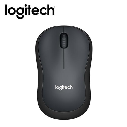 Logitech 羅技 M221 靜音滑鼠 黑