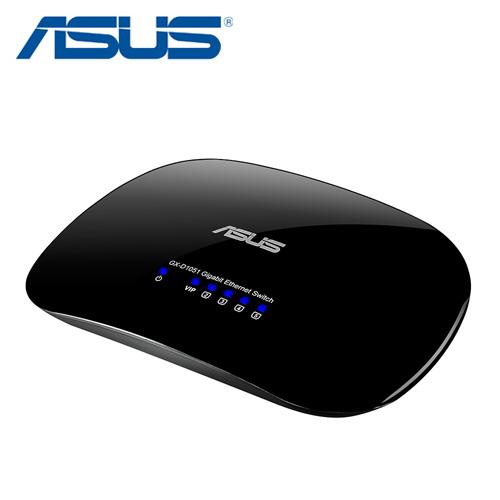 ASUS 華碩 GX1005B_V5 5埠網路交換器