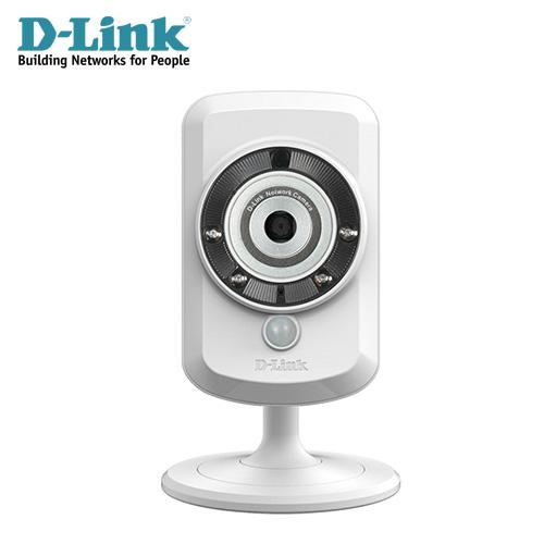 D-Link 友訊 DCS-942L H.264夜視型無線網路攝影機
