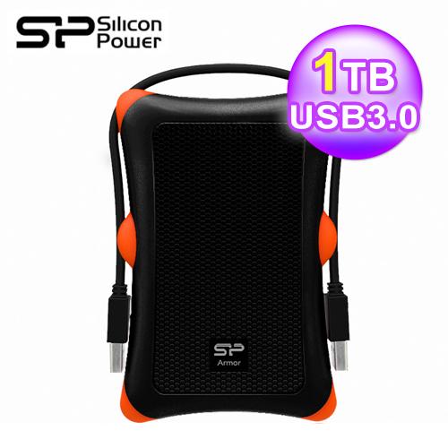 廣穎 A30 2.5吋 1T軍規外接硬碟 USB3.0
