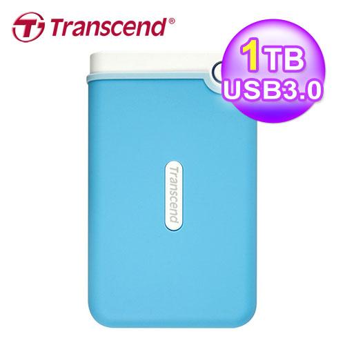 創見 SJ25M3B 1TB 防震硬碟 USB3.0