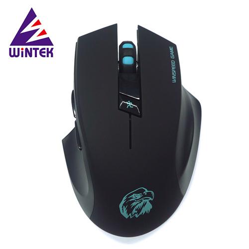 WiNTEK 文鎧 G10 超靜音無線遊戲鼠