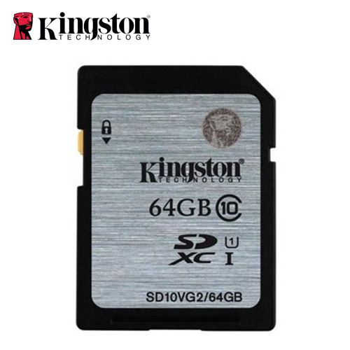 Kingston 金士頓 R45-SDHC-U1-C10 64G記憶卡