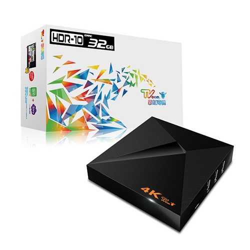 彩虹奇機 智慧電視盒 UHD-S200