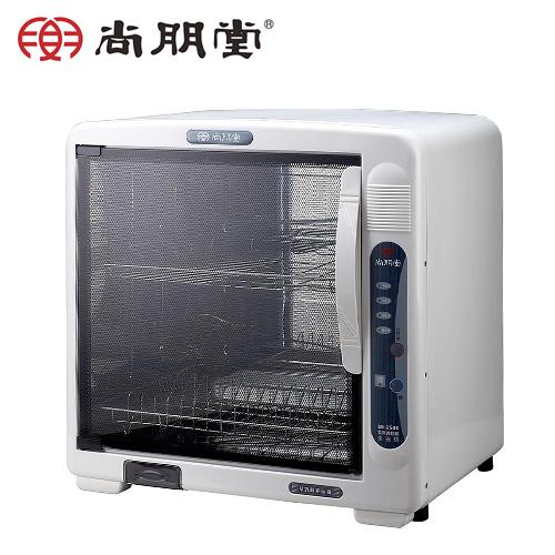 尚朋堂 微電腦紫外線雙層烘碗機 SD-2588