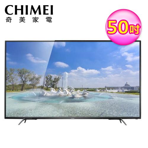 CHIMEI 奇美 50吋 4K UHD 連網液晶顯示器+視訊盒(TL-50M100)
