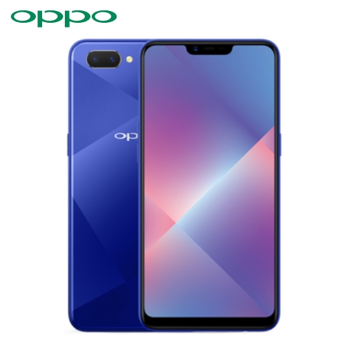 OPPO AX5 64G 6.2吋 八核心智慧型手機 藍色
