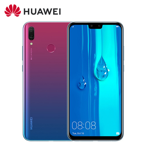 【Huawei 華為】Y9 2019 (6G/64G) 八核心智慧型手機 漸變紫