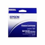 EPSON S015535 原廠黑色色帶