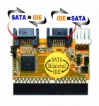 伽利略 IDE/SATA雙向轉卡