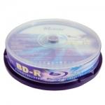 Melody BD-R 25GB 6X 藍光燒錄片 10入布丁桶