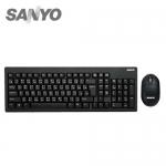 SANYO 三洋 SYKM-1001 鍵盤滑鼠組