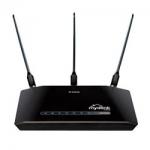 D-Link 友訊 DIR-619L 11N 300Mbps無線寬頻路由器