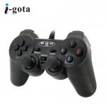 i-gota USB雙震動標準式搖桿 JP-1208