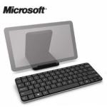 Microsoft 微軟 Wedge 藍牙行動鍵盤