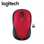 Logitech 羅技 M235 無線滑鼠 紅