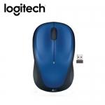 Logitech 羅技 M235 無線滑鼠 藍【贈3D觸碰燈】