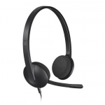 Logitech 羅技 H340 USB耳機麥克風