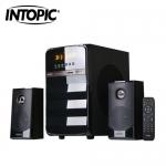 INTOPIC 廣鼎 2.1聲道藍芽多媒體音箱 SP-BT860