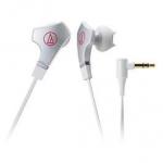鐵三角 ATH-CHX7 耳塞式耳機 白