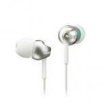 SONY 索尼 MDR-EX110LP-W 耳道式耳機 白