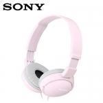 SONY 索尼 MDR-ZX110-P 耳罩式耳機 粉