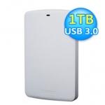 Toshiba 東芝 A2 Basic 1TB 2.5吋行動硬碟 白