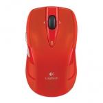 羅技 M545 無線滑鼠 紅