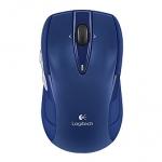羅技 M545 無線滑鼠 藍