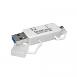 伽利略 RU055A OTG USB3.0 讀卡機