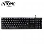 INTOPIC 廣鼎 USB標準鍵盤 KBD-USB-61