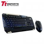 Tt eSPORTS 曜越 軍令官 纇機械電競鍵盤滑鼠組