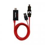 ESENSE 逸盛 MHL to HDMI 多媒體轉接器