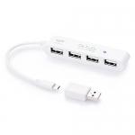 E-books H9 Micro USB 兩用四埠集線器 E-PCD103