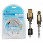 i-gota USB 2.0 延長線 A公對B公 1.8米