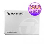 創見 TS128GSSD370S 128G 固態鋁殼硬碟