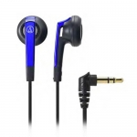 鐵三角 ATH-C505 耳塞式耳機 藍