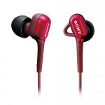 SONY XBA-C10 平衡電樞耳機 紅