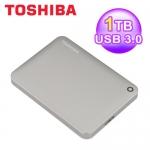 東芝 Toshiba 1T 2.5吋 ConnectII V8 行動硬碟 金 USB3.0