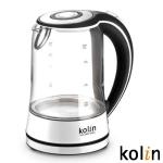 歌林 Kolin LED耐熱玻璃1.8公升快煮壺 KPK-MNR1829G