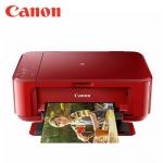 Canon 佳能 MG3670 多功能複合機-紅