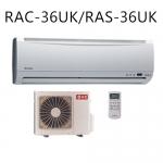 【HITACHI日立】4-6坪定頻分離式冷氣RAC-36UK/RAS-36UK-